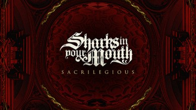 """Photo of SHARKS IN YOUR MOUTH (ITA) """"Sacrilegious"""" CD 2019 (Autoeditado)"""