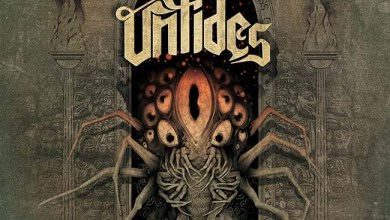 Photo of UNTIDES (ESP) «from the challenger abyss» CD EP 2017 (Violence in the veins)