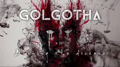 Photo of GOLGOTHA (ESP) «Burning the Disease» (Lyric video)