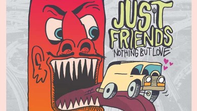 "Photo of JUST FRIENDS (CAN) ""Nothingh But Love"" CD 2019 (Pure Noise Records)"