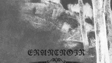 "Photo of ERANCNOIR (IRN) ""Erancnoir"" CD 2019 (Morrowless Music)"