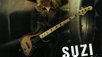 Photo of SUZI QUATRO (USA) «No control» CD 2019 (Steamhammer / SPV)