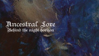 Photo of ANCESTRAL LORE (FRA) «Behind the night horizon» CD 2019 (Autoeditado)