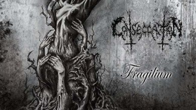 """Photo of CONSECRATION (GBR) """"Fragilium"""" CD 2019 (Solitude Productions)"""