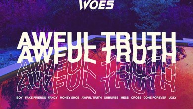 Photo of WOES (GBR) «Awful truth» CD 2019 (UNFD)