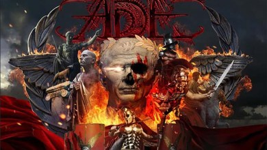 Photo of ADE (ITA) «Rise of the Empire» CD 2019 (Extreme Metal Music)