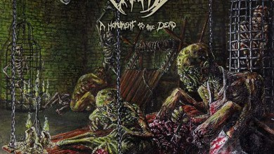 """Photo of COFFIN ROT (USA) """"A Monument to the Dead"""" CD 2019 (Rotted Life Records)"""