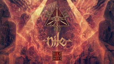 "Photo of NILE (USA) ""Vile Nilotic Rites"" CD 2019 (Nuclear Blast Records)"