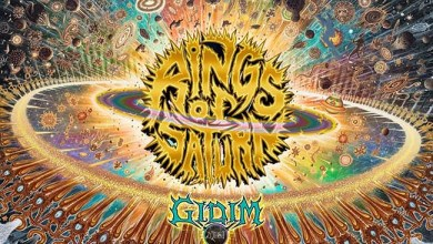 "Photo of RINGS OF SATURN (USA) ""Gidim"" CD 2019 (Nuclear Blast records)"