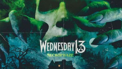 Photo of WEDNESDAY 13 (USA) «Necrophaze» CD 2019 (Nuclear Blast)