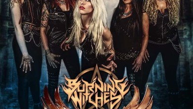 "Photo of BURNING WITCHES (SWI) ""Wings of Steel"""