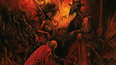 """Photo of PERDITION TEMPLE (USA) """"Sacraments of Descension"""""""