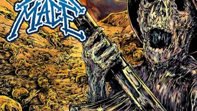 "Photo of BEAR MACE (USA) ""Charred Fields of Slaughter"""