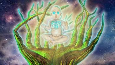 "Photo of GUARDIAN OF LIGHTNING (BRA) ""Cosmos Tree"""
