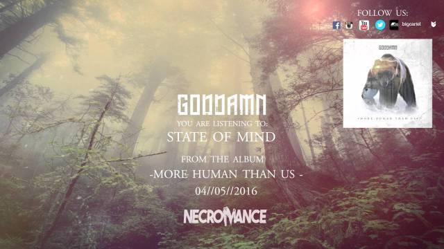 "GODDAMN ""State Of Mind"" (PROMO VIDEO)"
