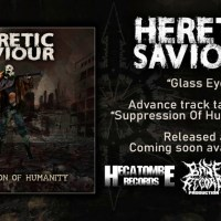 """Glass Eyes"", primer adelanto de lo nuevo de HERETIC SAVIOUR"