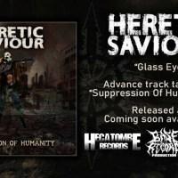 """""""Glass Eyes"""", primer adelanto de lo nuevo de HERETIC SAVIOUR"""