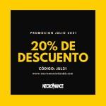 JULIO – CUADRADO
