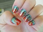 disney princess manicure little