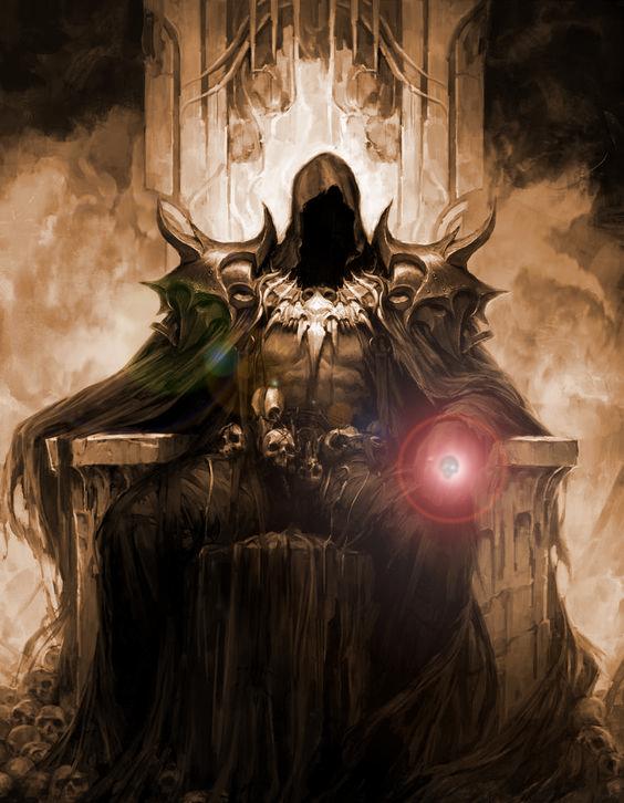 Darkness Dnd : darkness, Urtha, Necropolis