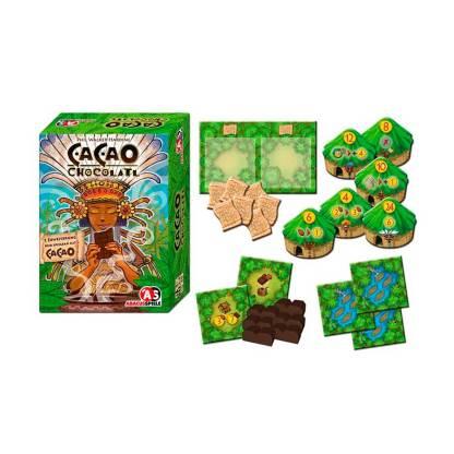 Cacao- Xocolatl- abierto