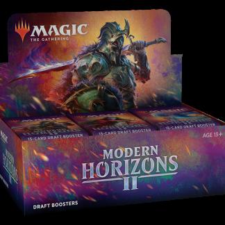 Draft booster box modern horizons 2