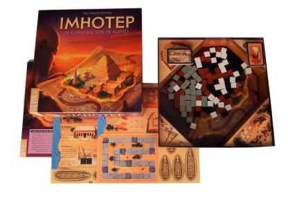 Imhotep abierto