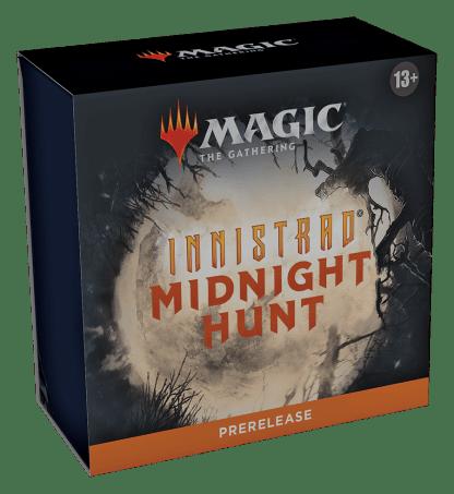 Innistrad Midnight Hunt Prelanzamient