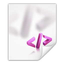 Mimetypes-application-xml-icon