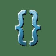 073915-retro-green-floral-icon-alphanumeric-bracket-curley