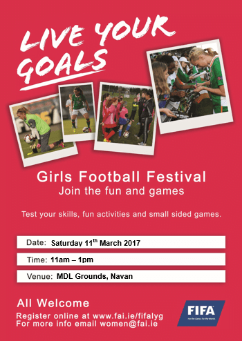 FIFA Live Your Goals - North East Region