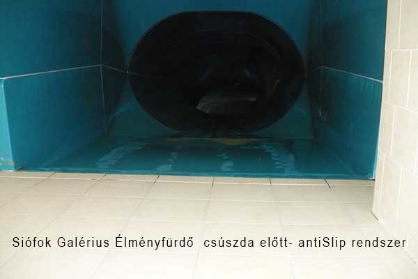 antiSLIP csúszásgátló rendszer