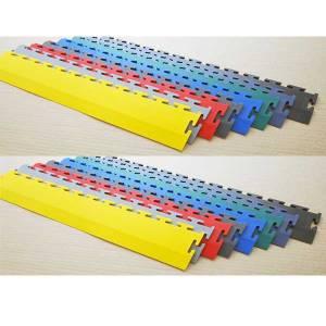 Modulos PVC rámpa elem