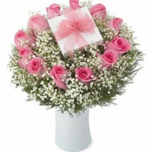 Pink With Stars Bouquet