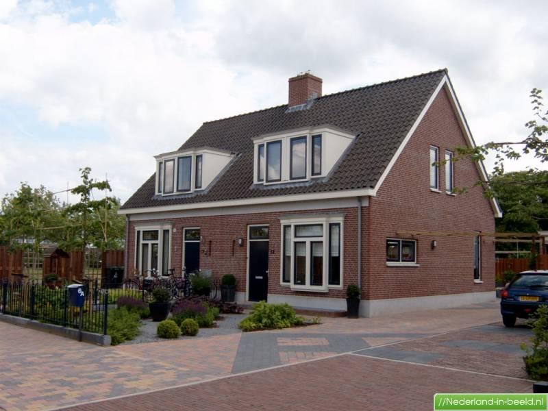 Luchtfoto's Huizen  Foto's Huizen  Nederlandinbeeldnl