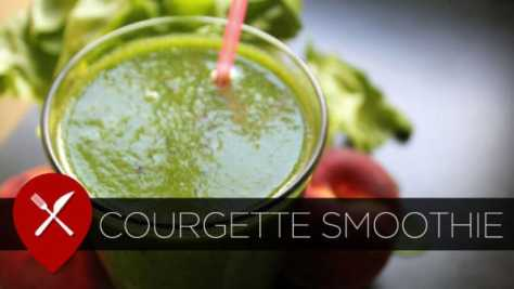 courgette smoothie