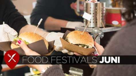 Food festivals juni 2018