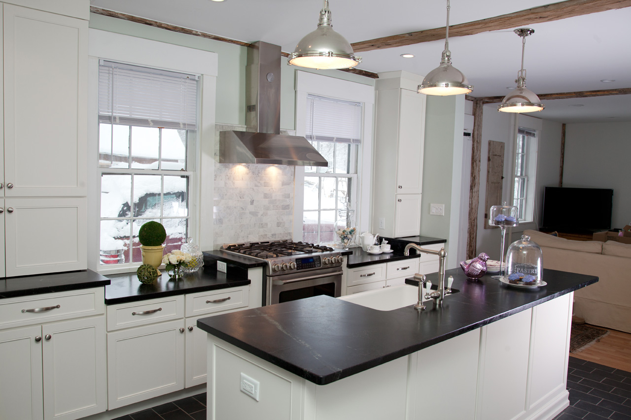 Historical Renovation for Kitchen in Derry NH  New