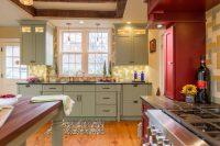 1800s Historical Farmhouse  New England Design Elements