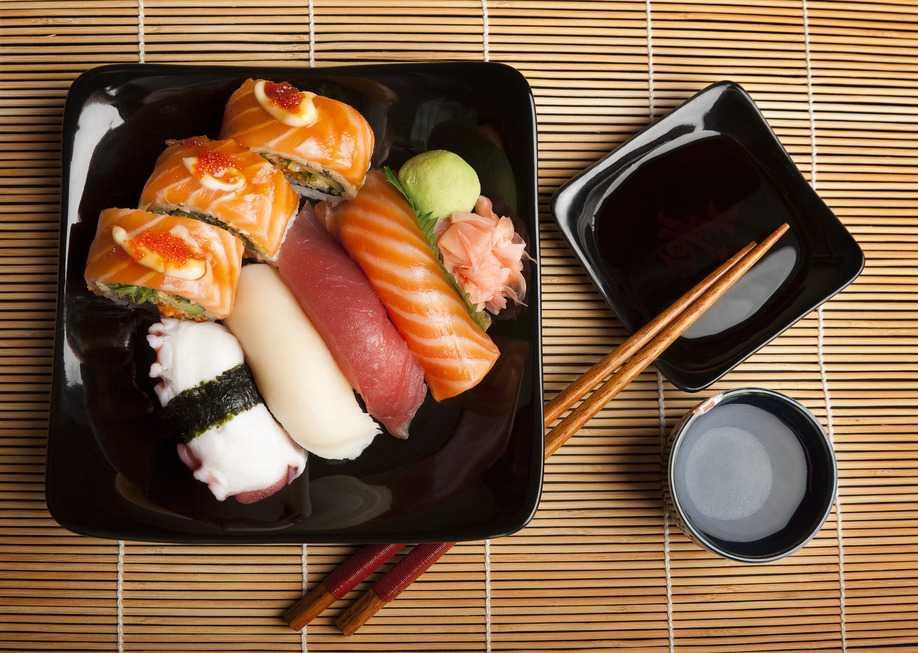 Comida Japonesa La historia y recetas originales  Nedik