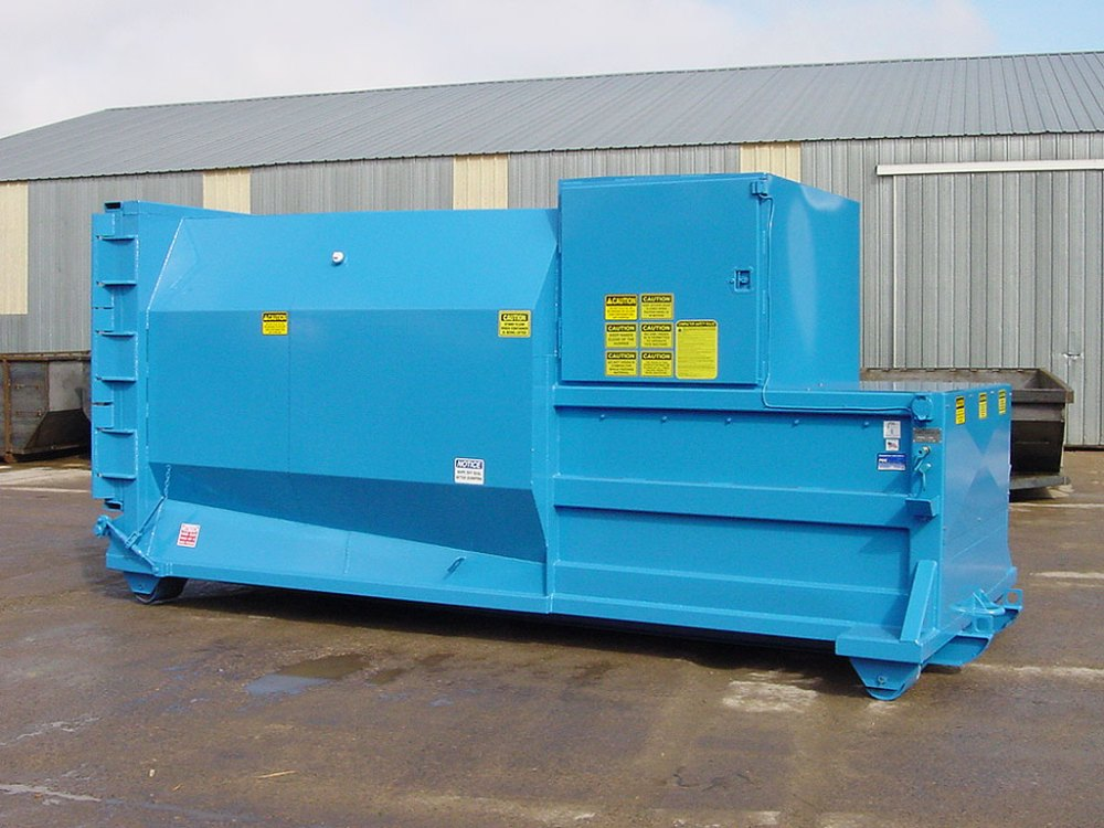 medium resolution of 15 yard self contained compactors