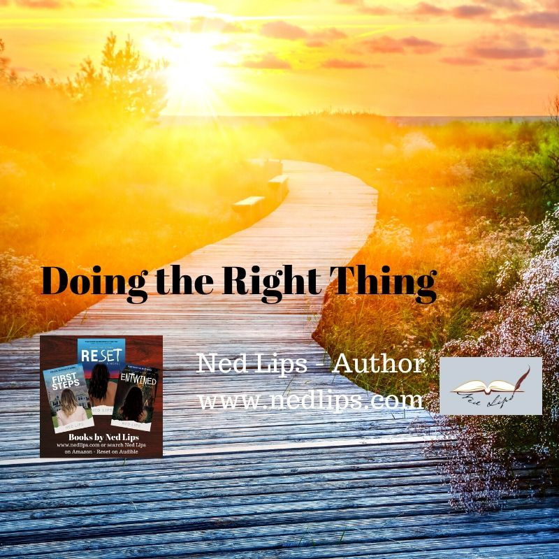 Doing the Right Thing – Episode 9