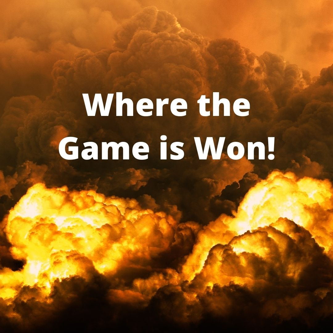 The Electoral College Game – Where the Game is Won!