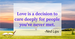 Read more about the article Love is a decision…