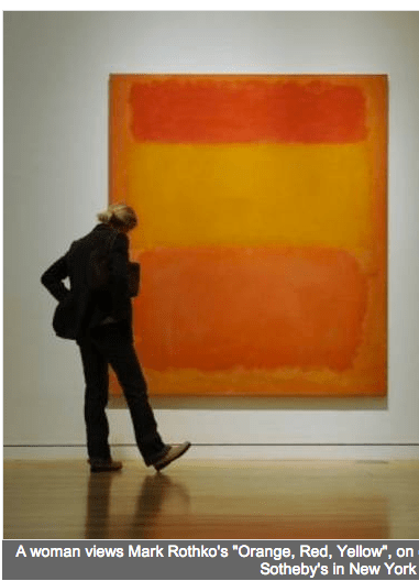 Can Art Save a Life? (Rothko and Pollock)
