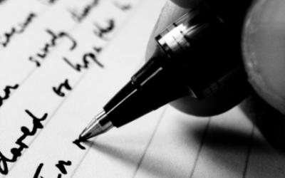 The Writing Sings