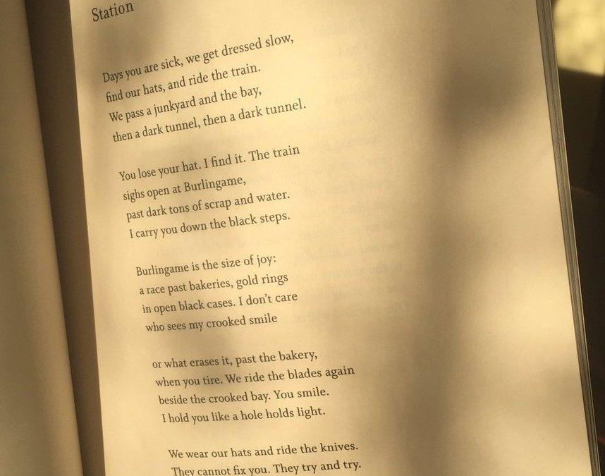 Poem: Station