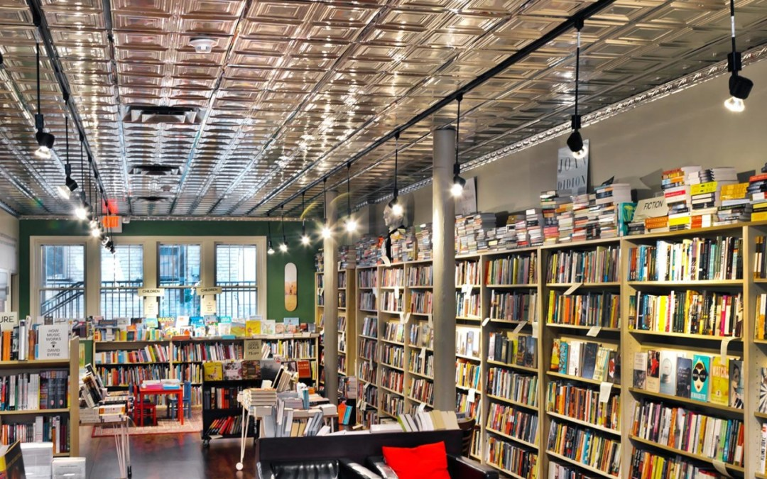 Bookstores: Next Chapter in St. Paul