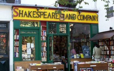 Bookstores: Shakespeare & Company in Paris