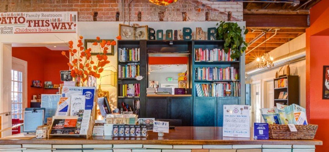 Bookstores: Denver's Delicious BookBar